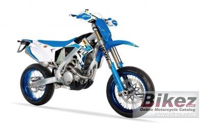 2020 TM Racing SMR 450 Fi ES 4T