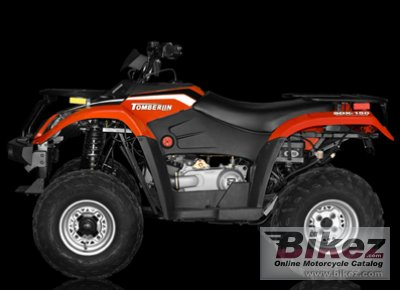 2011 Tomberlin SDX-200 T-14 ATV photo