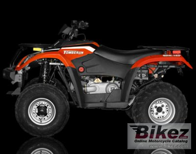 2011 Tomberlin SDX 150 ATV