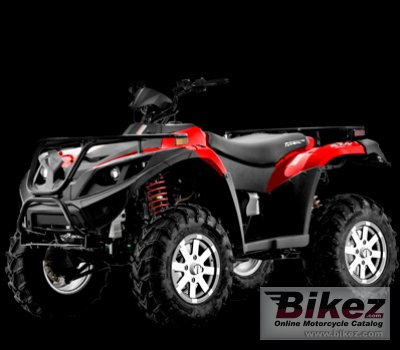 2011 Tomberlin SDX-300 4x4 ATV