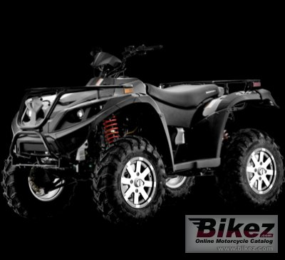 2011 Tomberlin SDX-400 IRS ATV