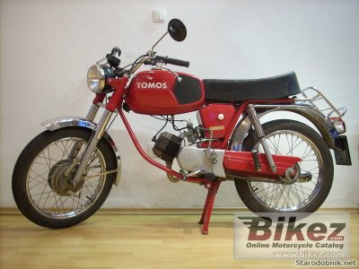 1983 Tomos 15 SLC photo