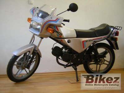 1989 Tomos BT 50 S photo