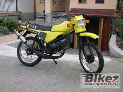 1998 Tomos ATX 50