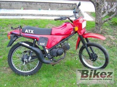 1999 Tomos ATX 50C
