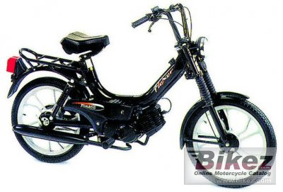 2003 Tomos Flexer 50 photo
