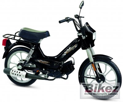 2005 Tomos Sprint specifications and pictures