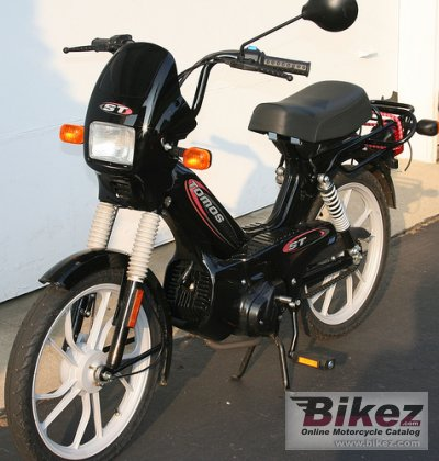 2005 Tomos ST (A35) specifications and pictures