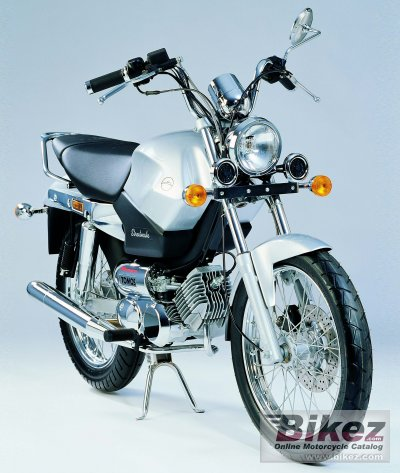 2005 Tomos Streetmate specifications and pictures