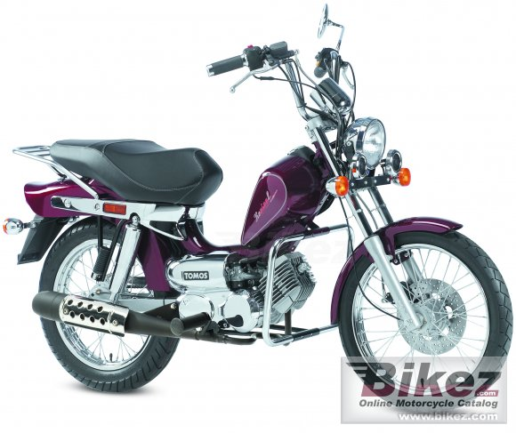 2006 Tomos Revival TS