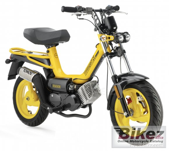 2006 Tomos Youngst r Racing