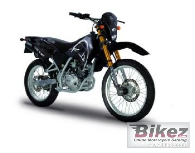 2008 Tomos SM 125 Replica Cup specifications and pictures