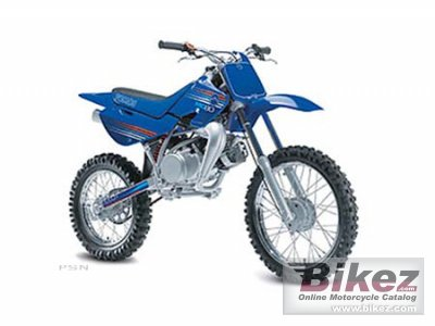 2010 Tomos MC80 Dirt Bike photo