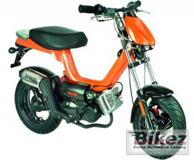 2010 Tomos Arrow