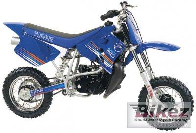 2010 Tomos MC50 Junior