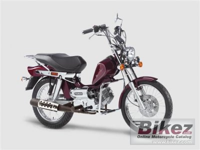 2010 Tomos Revival TS