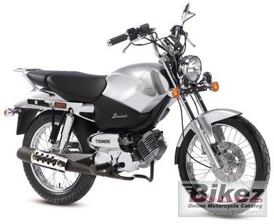 2012 Tomos Sportmate 45