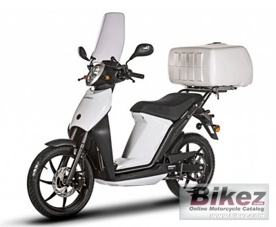 2019 Torrot Muvi Business