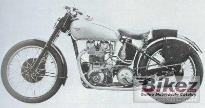 1948 Triumph 500 Grand Prix