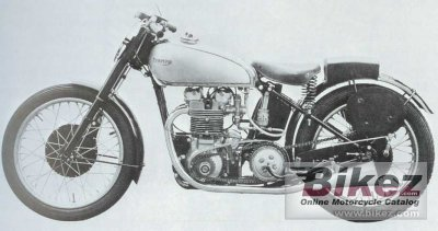 1949 Triumph 500 Grand Prix