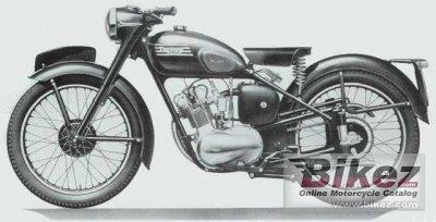 1953 Triumph Terrier 150