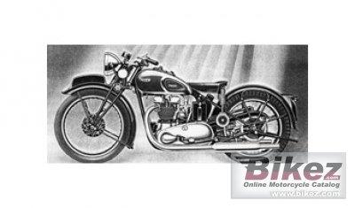 1955 Triumph Speed Twin 5T