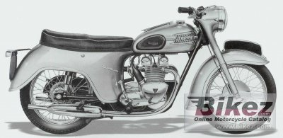 1959 Triumph 3TA