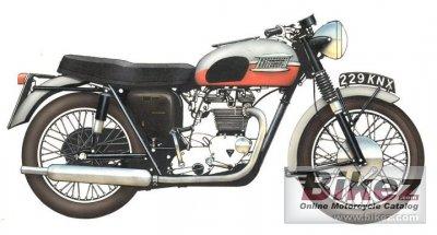 1959 Triumph T120 Bonneville Specifications And Pictures