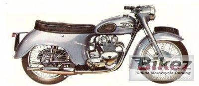 1960 Triumph 3TA