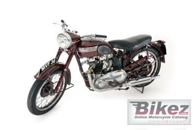 1961 Triumph Speed Twin 5T