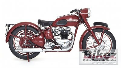 1962 Triumph Speed Twin