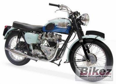 1962 Triumph T120 R Bonneville Specifications And Pictures