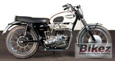 1965 Triumph Bonneville TT Special