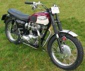 1966 Triumph Bonneville T120TT
