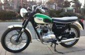 1966 Triumph T100C