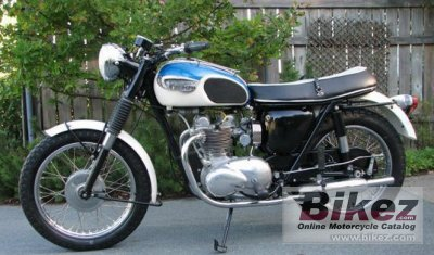 1969 Triumph Daytona 500 Specifications And Pictures