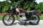1970 Triumph T 120 R Bonneville 650 photo