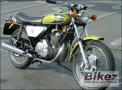 1971 Triumph Bandit 350