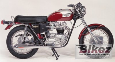 1972 Triumph T 120 R Bonneville 650 photo