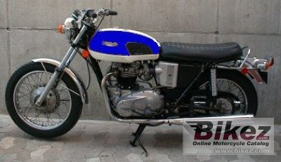 1972 Triumph TR 6 R Tiger 650 photo