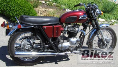 1973 Triumph T 120 R Bonneville 650 photo