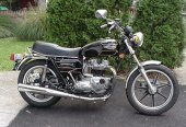 1979 Triumph T 140 V Bonneville photo