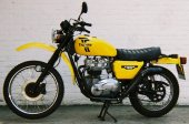 1981 Triumph TR 7 T Tiger Trail photo
