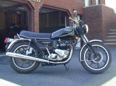 1981 Triumph T140 ES Bonneville Royal Limited Edition