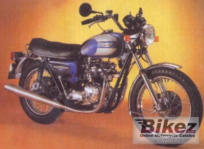 1983 Triumph TR 6 Thunderbird photo