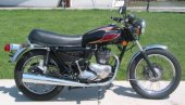 1983 Triumph TSS photo