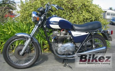 1986 Triumph Bonneville photo
