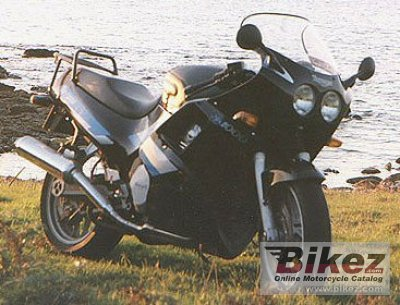 1991 Triumph Daytona 1000 photo