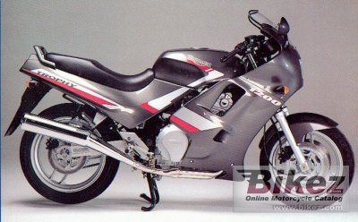 1991 Triumph Trophy 1200 photo