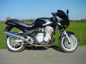1992 Triumph Daytona 750 photo